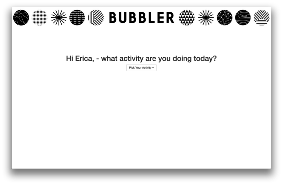 bubbleractivity